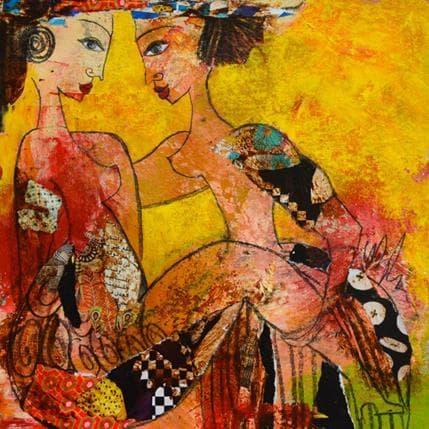 Valérie Depadova Deux 25 x 25 cm