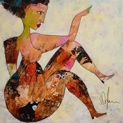 Valérie Depadova Là 36 x 36 cm