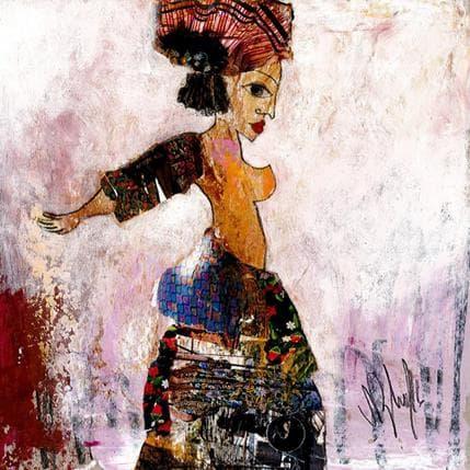 Valérie Depadova Femme 7 25 x 25 cm