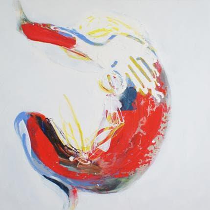 Cressanne La vague 50 x 50 cm