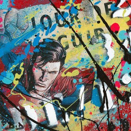 David Drioton Héros n°36 13 x 13 cm