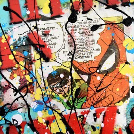 David Drioton Héros n°73 13 x 13 cm