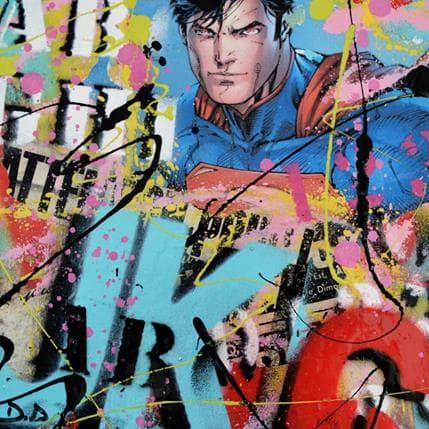 David Drioton Héros n°75 19 x 19 cm