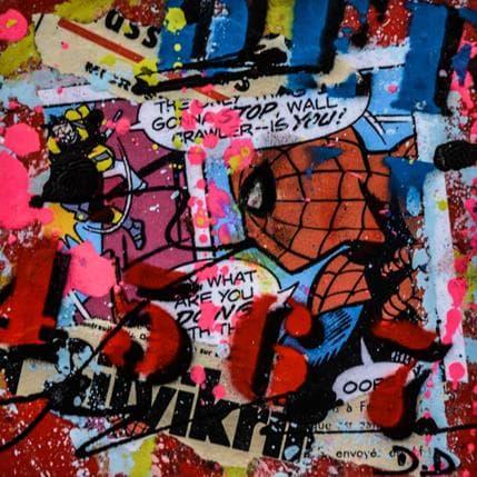 David Drioton Spiderman 33 13 x 13 cm