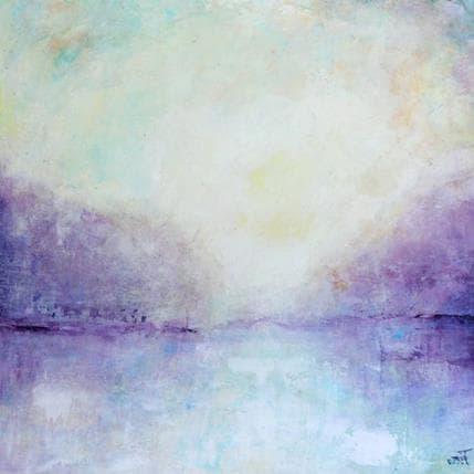 Ode Droit Pont d´espoir 36 x 36 cm
