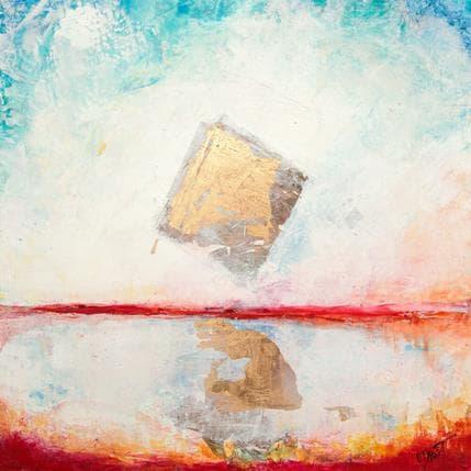 Ode Droit Apesenteur 36 x 36 cm
