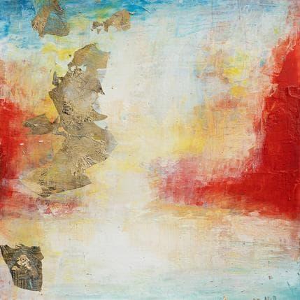 Ode Droit Lumière subtile 19 x 19 cm