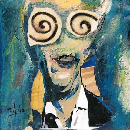 Miguel De Sousa Visage 2 13 x 13 cm