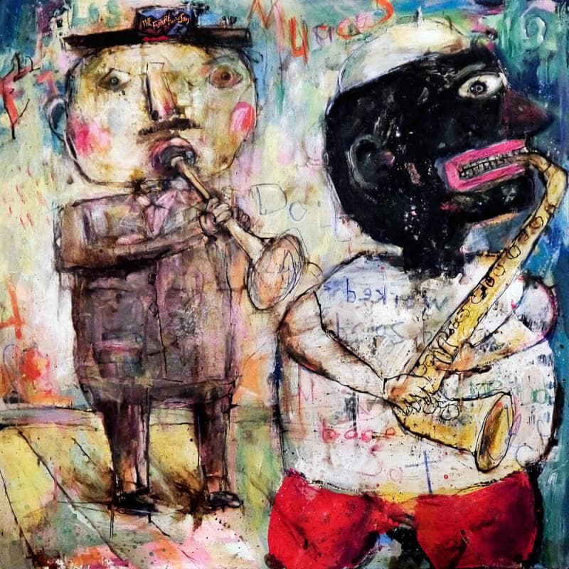 Os músicos