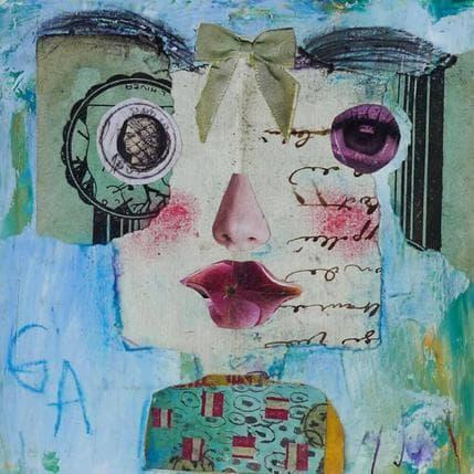 De Sousa Miguel La petite fille 13 x 13 cm