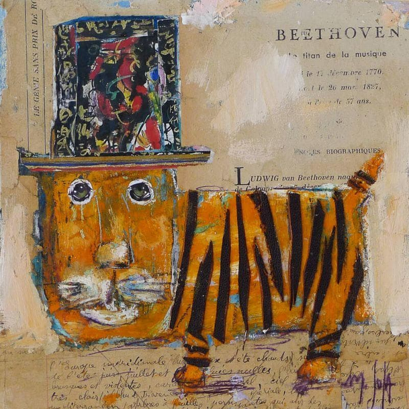 Le tigre Beethoven