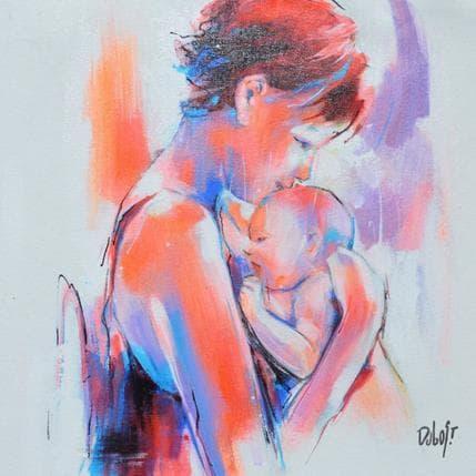 DUBOST Maternité 36 x 36 cm
