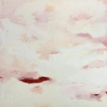 Nathalie Dumontier Un si joli voyage 100 x 100 cm