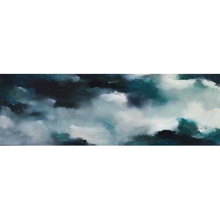 Nathalie Dumontier Nature capricieuse 120 x 40 cm