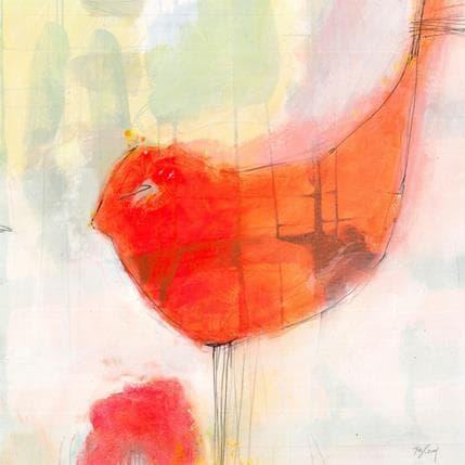 Tanja Eijgendaal Sans titre 36 x 36 cm