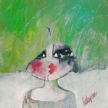 Hanna Ekegren Environmental mind 19 x 19 cm