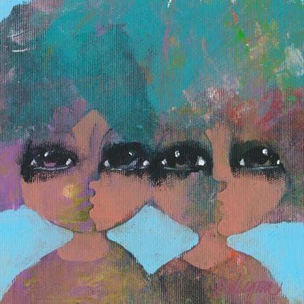 Hanna Ekegren Soulmates 19 x 19 cm