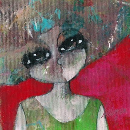 Hanna Ekegren Mindfulness 19 x 19 cm