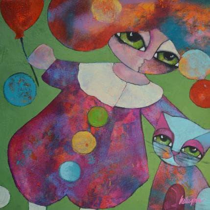 Hanna Ekegren Joy 36 x 36 cm