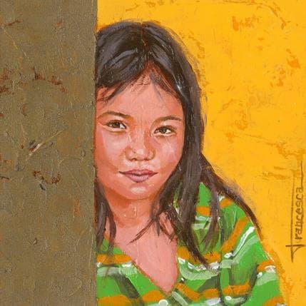 Francesca Escobar Timidez 19 x 19 cm
