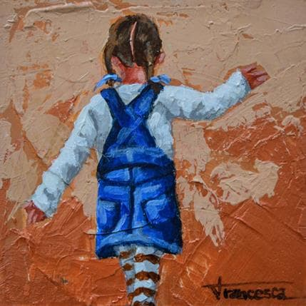 Francesca Escobar Libre 13 x 13 cm