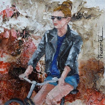 Francesca Escobar Bike 1 13 x 13 cm