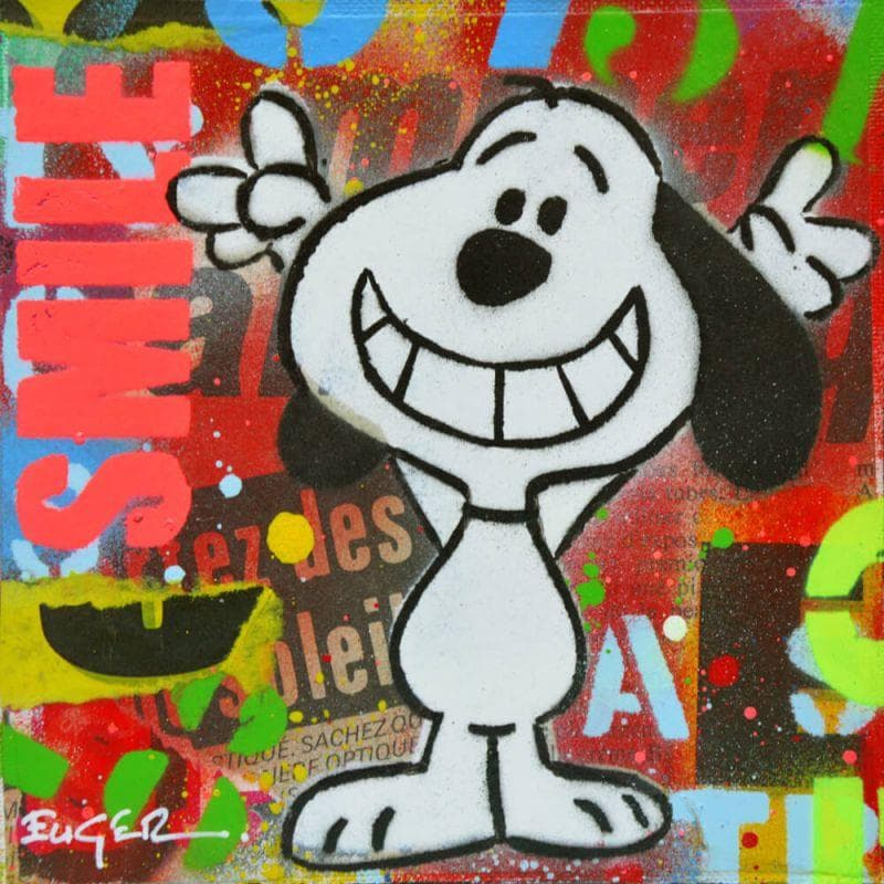 Smile Snoopy