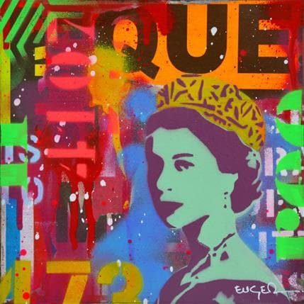 Philippe Euger The Queen 19 x 19 cm