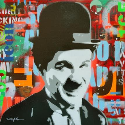 Philippe Euger Icon 36 x 36 cm
