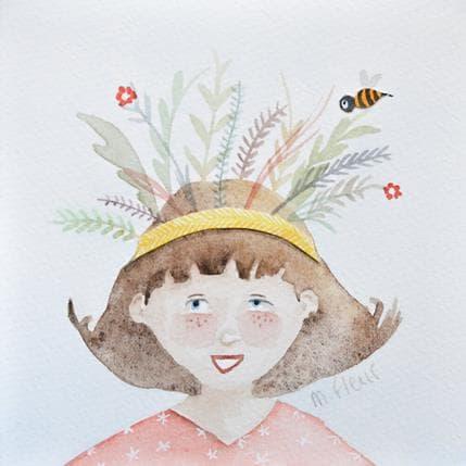 Marjoline Fleur Capucine 13 x 13 cm