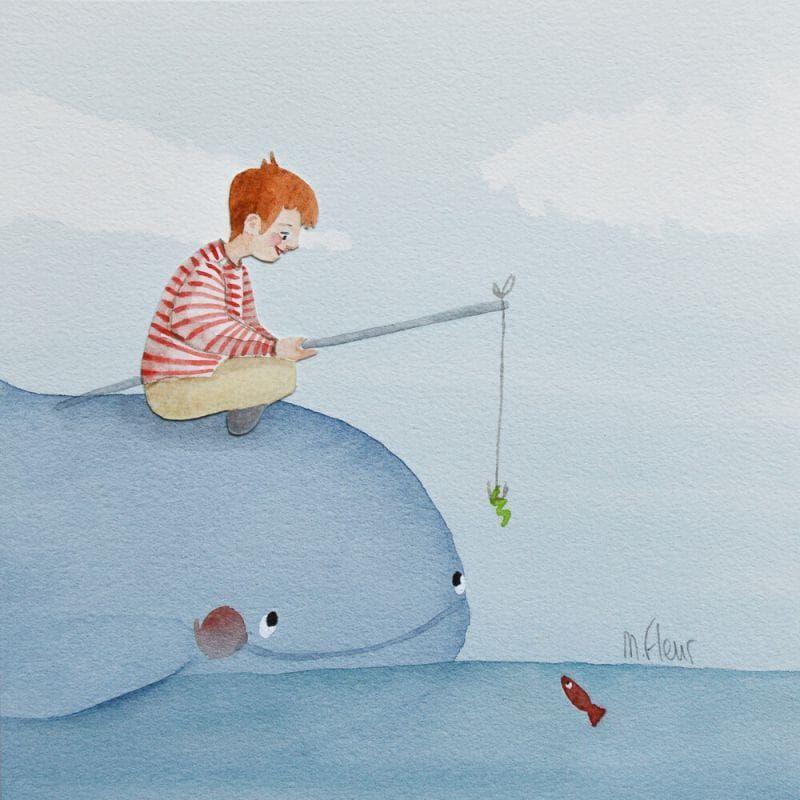 Martin et la baleine