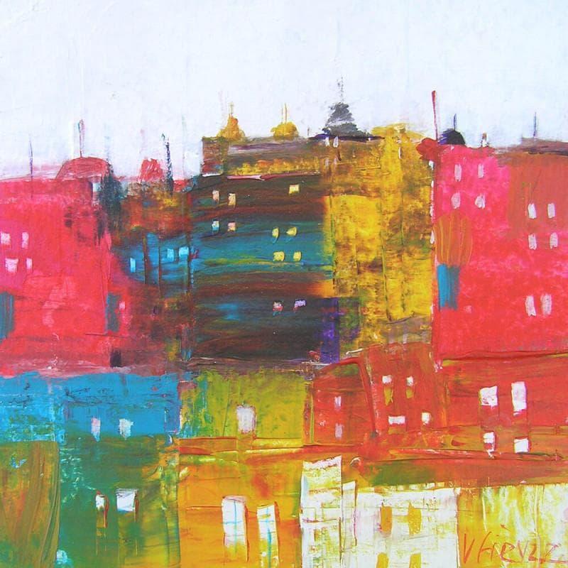 Ville en couleur