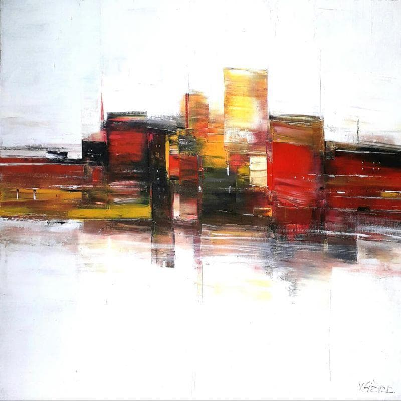 Vison urbaine en couleur