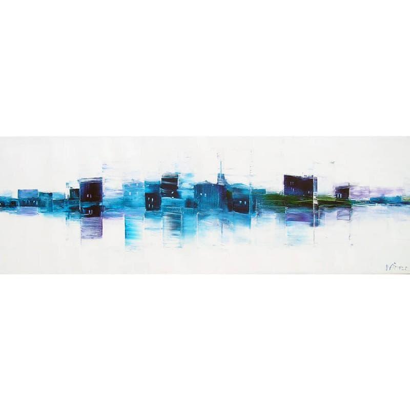 Composition linéaire en bleus