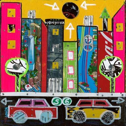 Lovisa Manhattan tour 19 x 19 cm