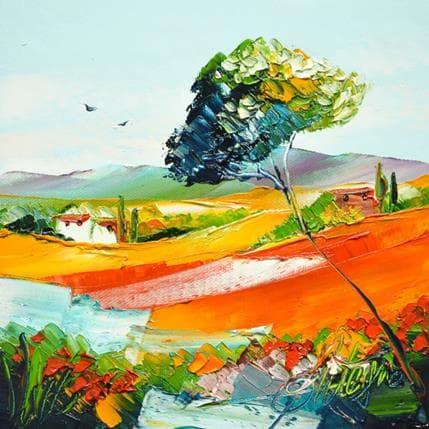 David Fonteyne Mougins Pibouson 19 x 19 cm
