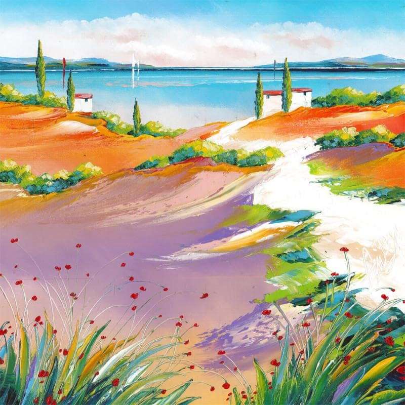 Les plages de Juan les Pins
