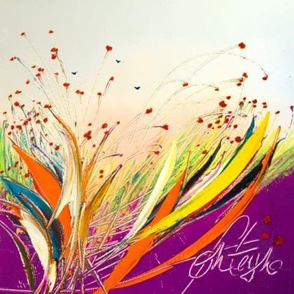 David Fonteyne Les fleurs du plaisir 19 x 19 cm
