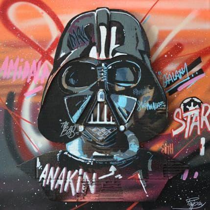 Pappay Dark Anakin 50 x 50 cm