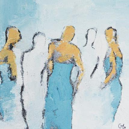 Corinne Malfreyt-Gatel Conciliabules 19 x 19 cm