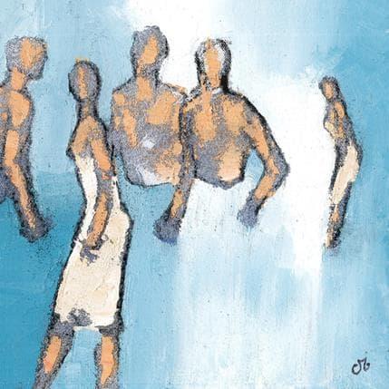 Corinne Malfreyt-Gatel Question 25 x 25 cm