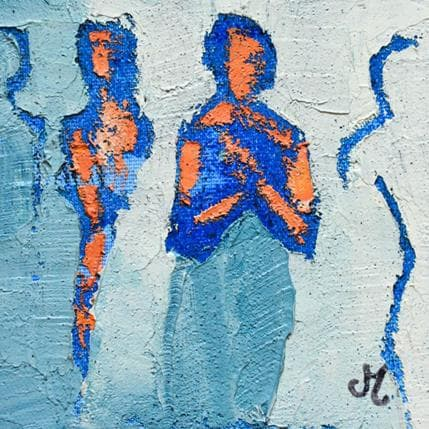 Corinne Malfreyt-Gatel Soeurs 13 x 13 cm