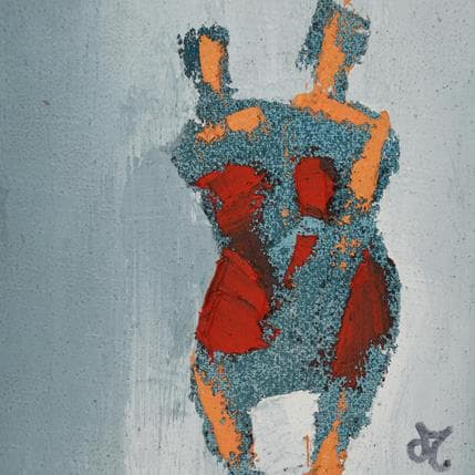 Corinne Malfreyt-Gatel Jumelles 13 x 13 cm