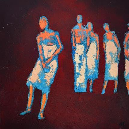 Corinne Malfreyt-Gatel Choisie 36 x 36 cm
