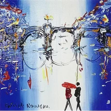 Rousseau Patrick Un point de vue 13 x 13 cm