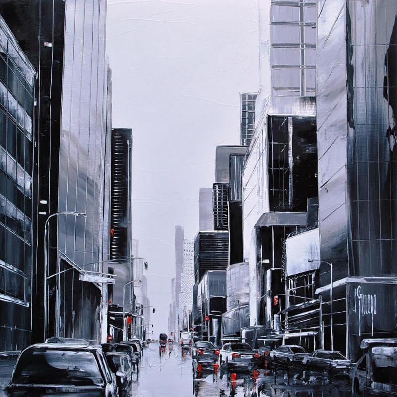 Le long boulevard
