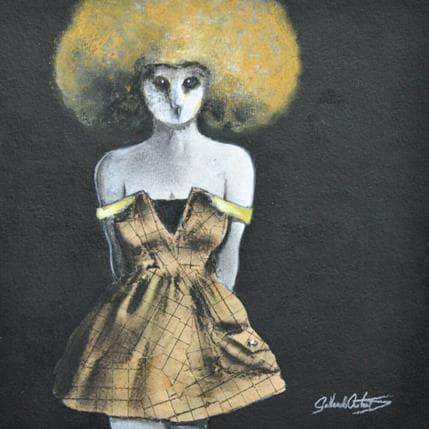Dennis Gallardo Equilibrada 19 x 19 cm