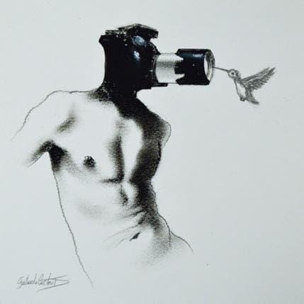 Dennis Gallardo Reencuentro 19 x 19 cm