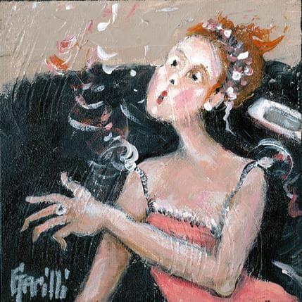 Nicole Garilli Rêve de ballerines 13 x 13 cm