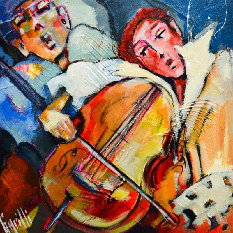Duo pour violoncelle